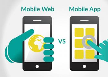5 lý do doanh nghiệp nên dùng App thay vì Website